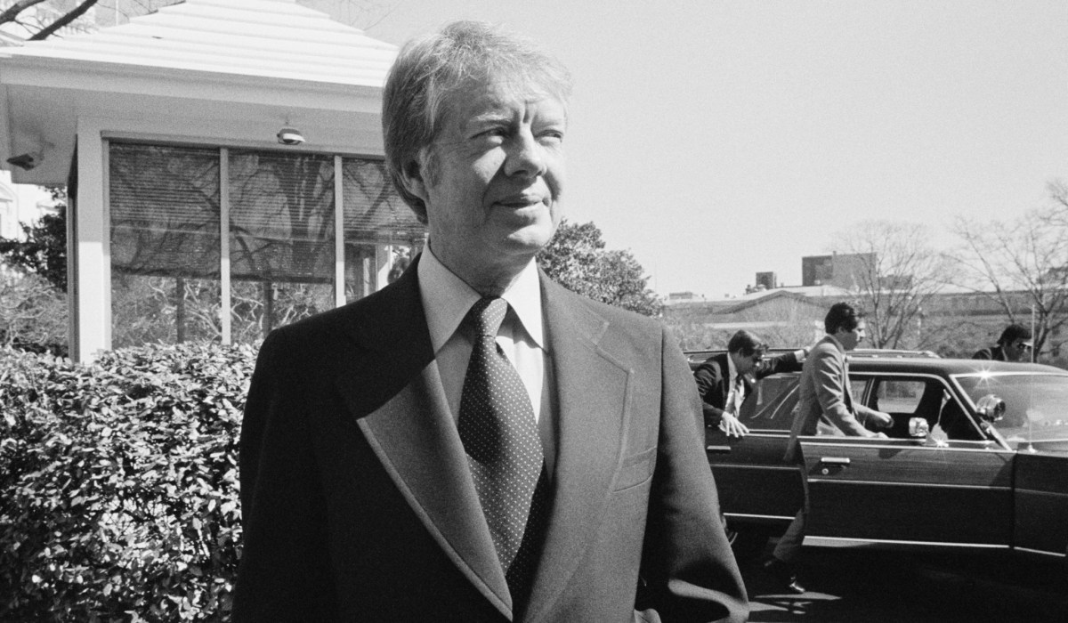 The Light at the End of the Tunnel of Love: Jimmy Carter's Christian Socialism   National Review