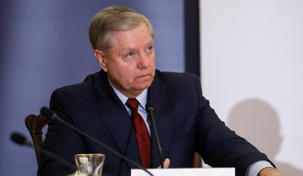 Graham, McConnell Back AG Barr Following Criticism of Trump Tweets | National Review