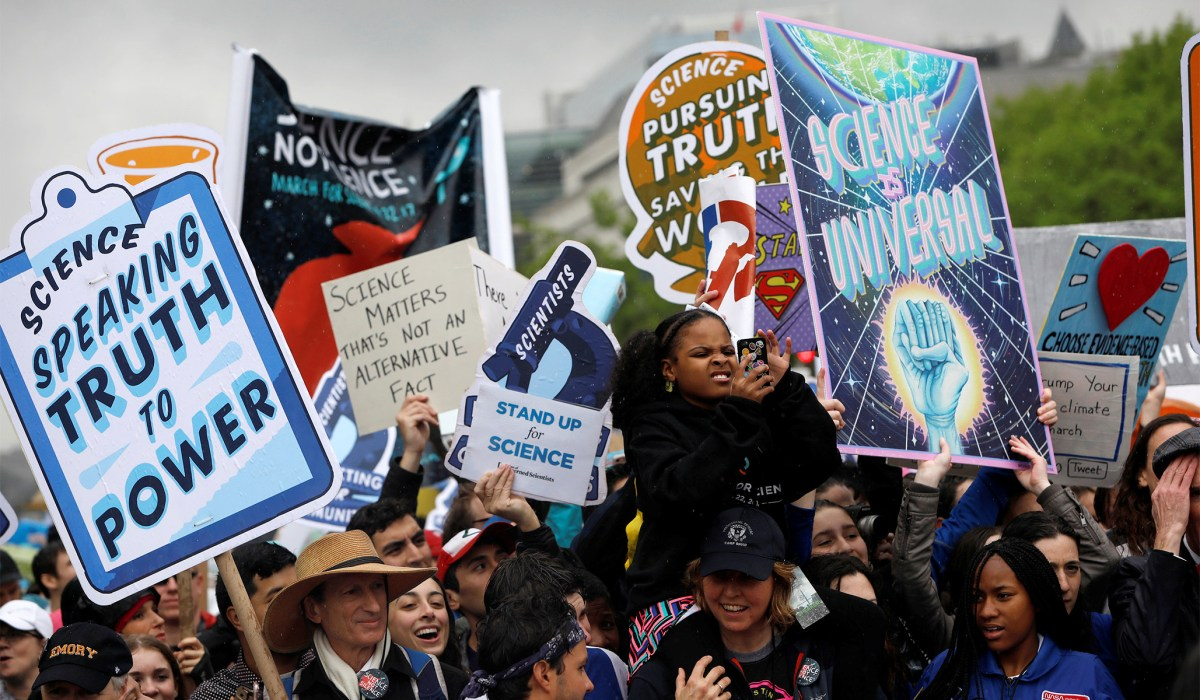 There Is No 'Party of Science'   National Review