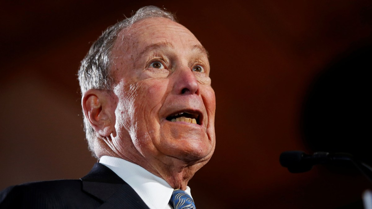 Michael Bloomberg Is a Condescending Jerk . . . | National Review