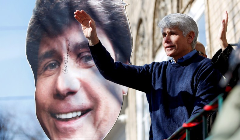 Rod Blagojevich Released Illinois Ethnics Reform Finally Gains