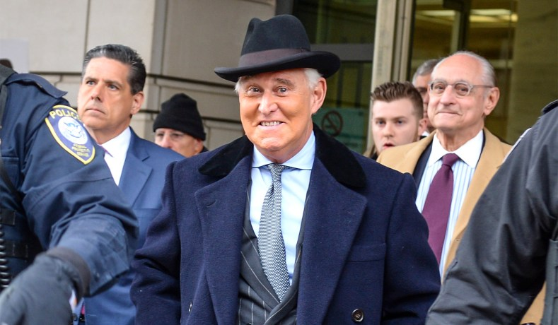 Roger Stone Sentencing Was Reasonable Russia Collusion Charges