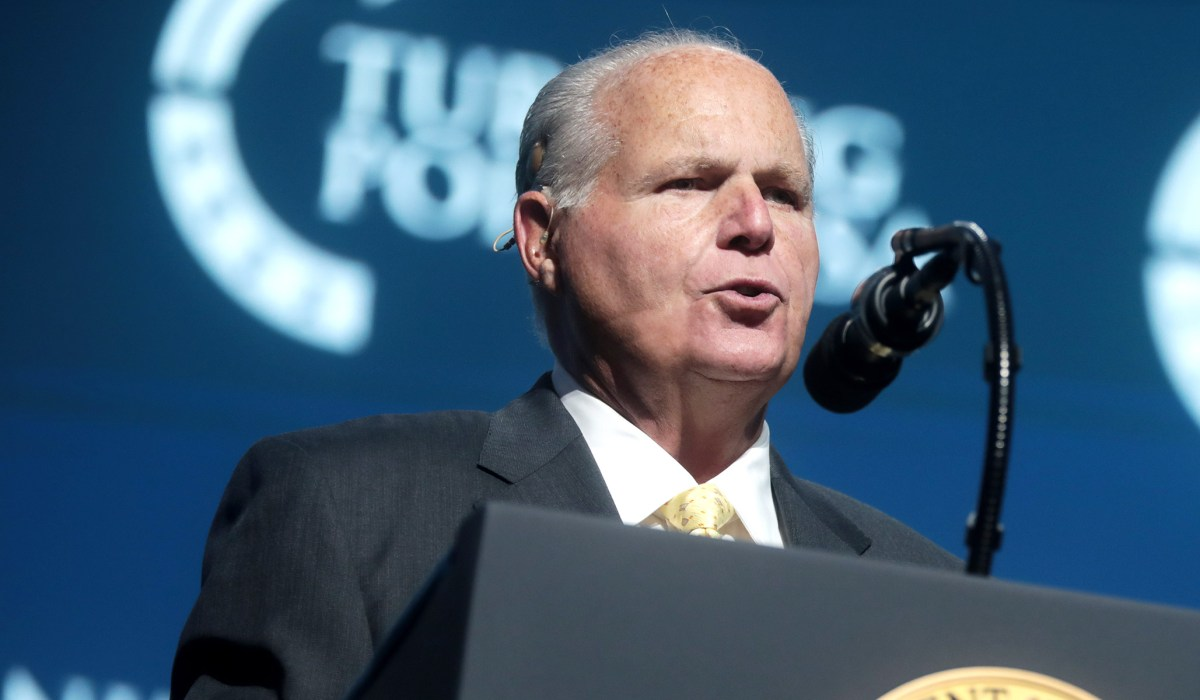 Limbaugh and His Detractors | National Review