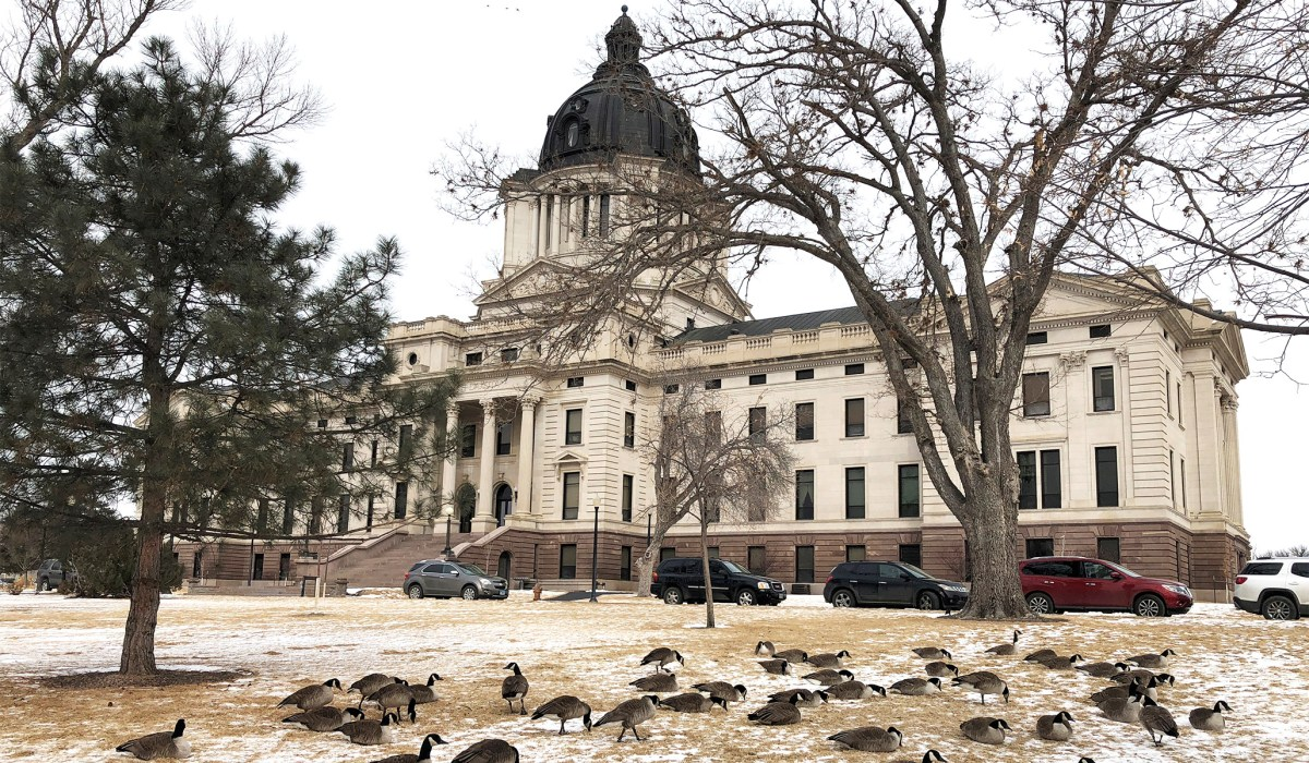 The Cowardly Republicans of South Dakota   National Review