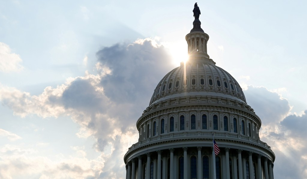 House Approves D.C. Statehood Bill Along Party Lines