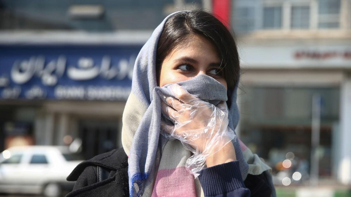 Coronavirus  Iran Regimes End  National Review-7336
