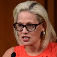 Sinema Criticizes Biden Admin on the Border: 'This Is a Crisis; We All Know It'