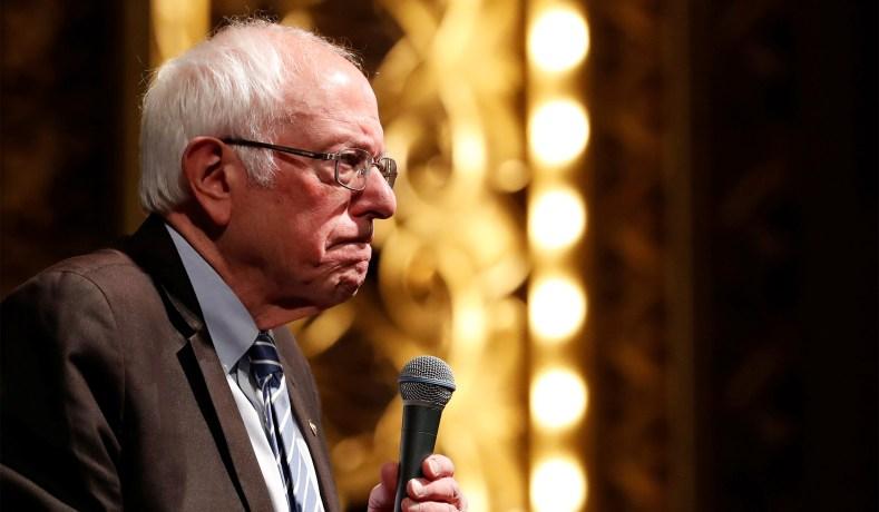 Bernie Sanders martini set