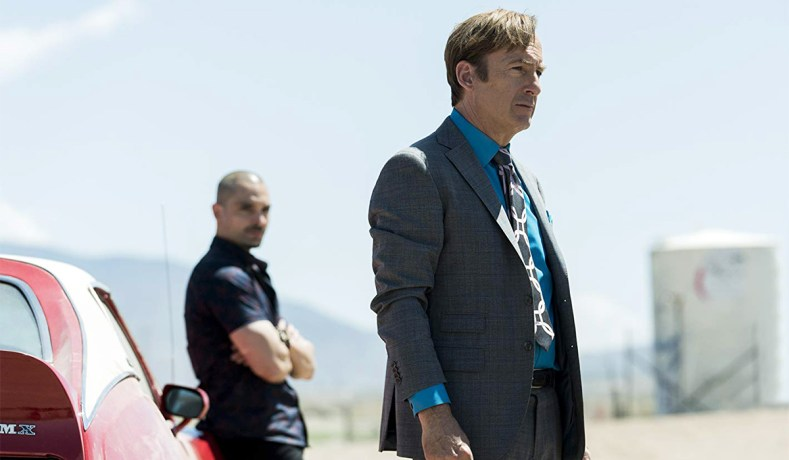 Television Review Better Call Saul Is Heartbreaking Drama