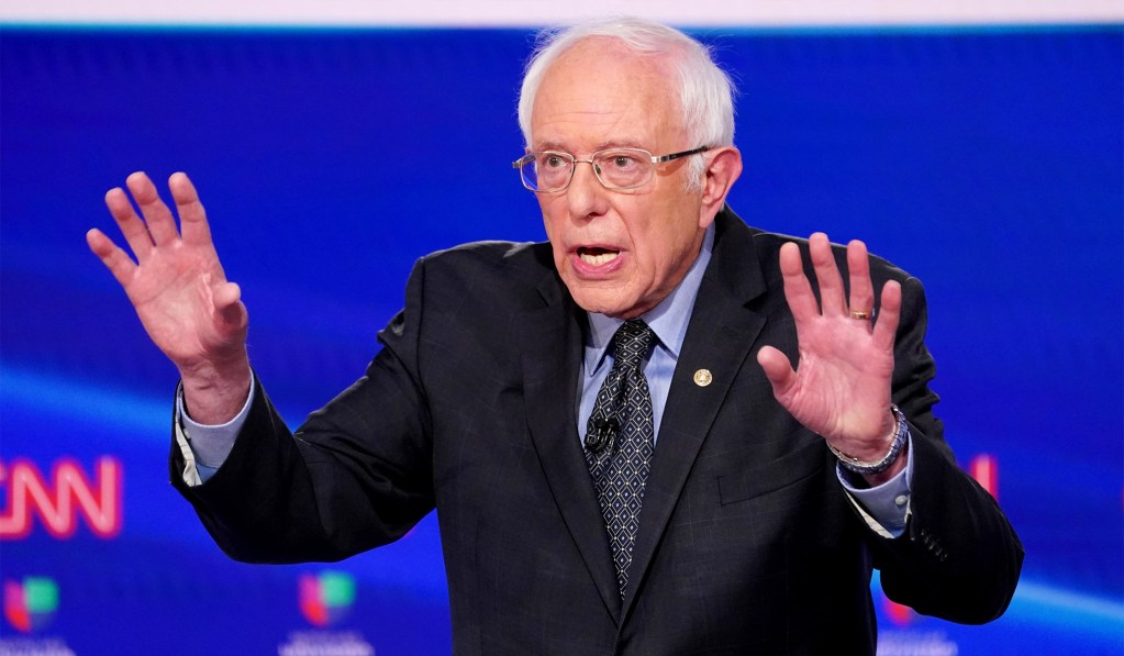 N.Y. Board of Elections Strike Sanders from Ballot, Effectively Canceling Dem. Primary