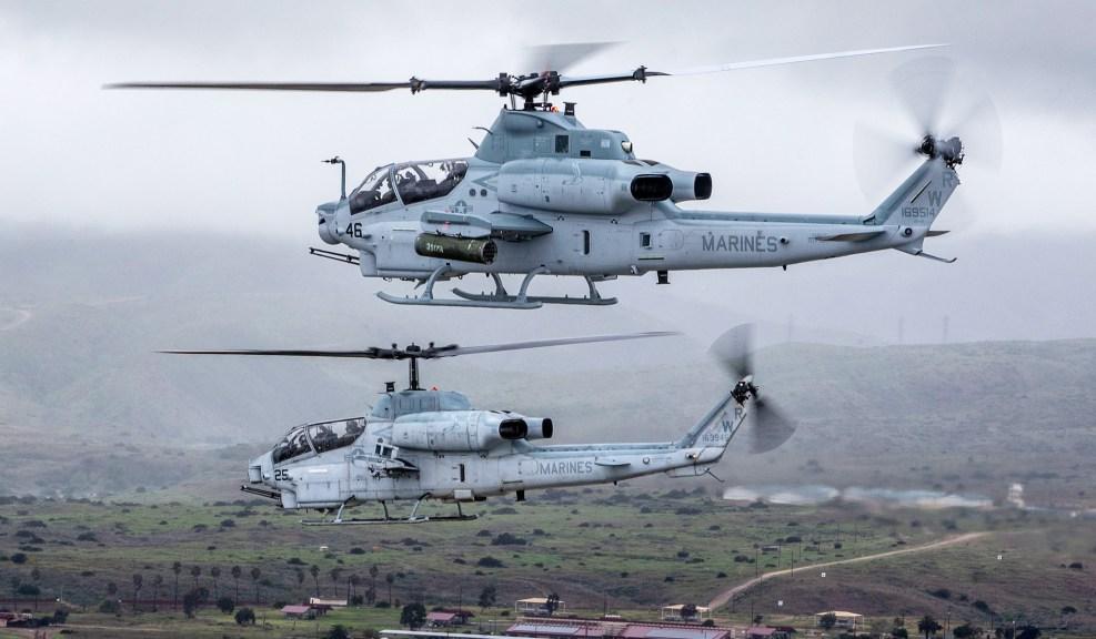 Marine Corps AH-1W Super Cobra   National Review
