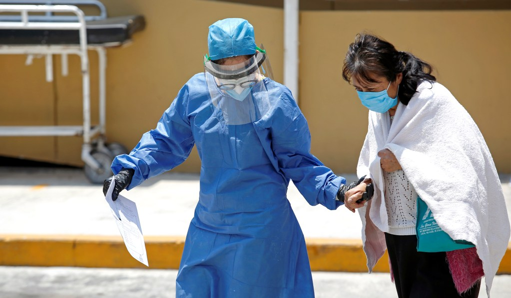 Mexico Has Deported Nearly All Illegal Immigrants from Shelters to Contain Coronavirus