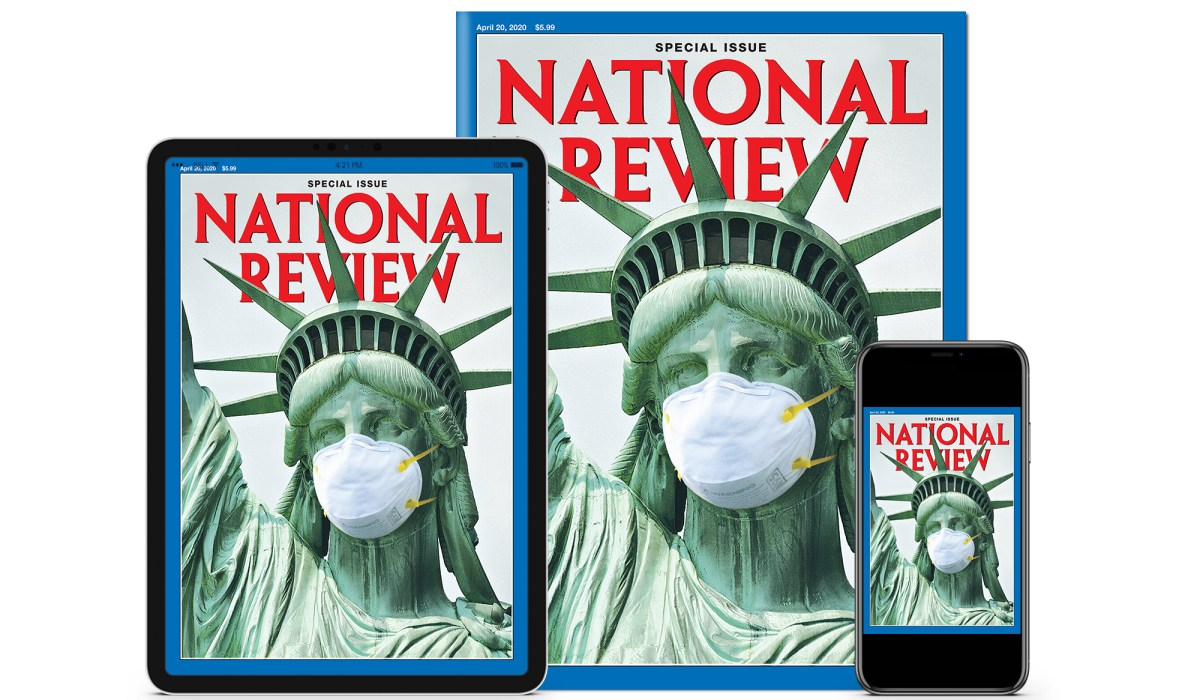 Inside the April 20, 2020, Issue | National Review