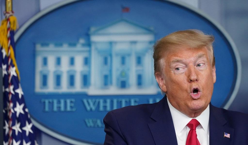 Trump Announces U.S. 'Terminating' Relationship with World Health Organization