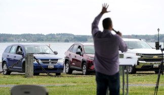 American Family Association On Officials Trying to Shut Down Drive-in Worship Services