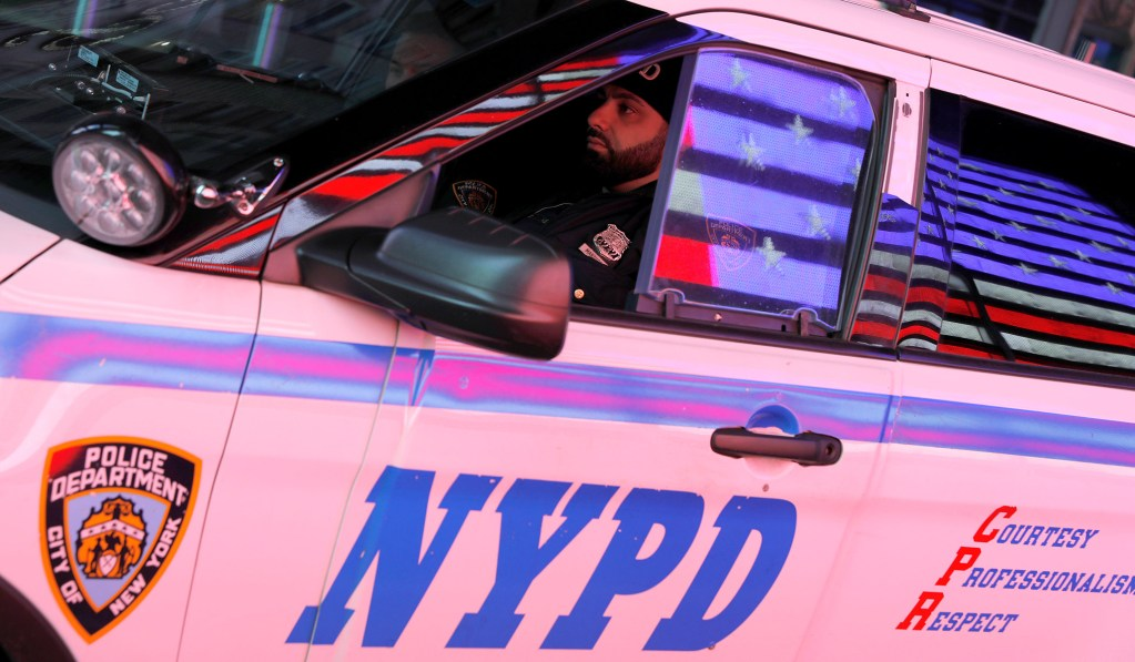 SUV Barrels Over NYPD Officer in the Bronx in Apparent Hit-and-Run