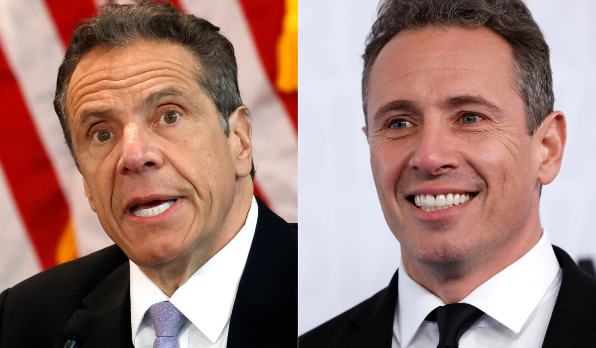 Latest Andrew Cuomo COVID-19 Scandal Implicates Brother — CNN's Chris Cuomo | National Review