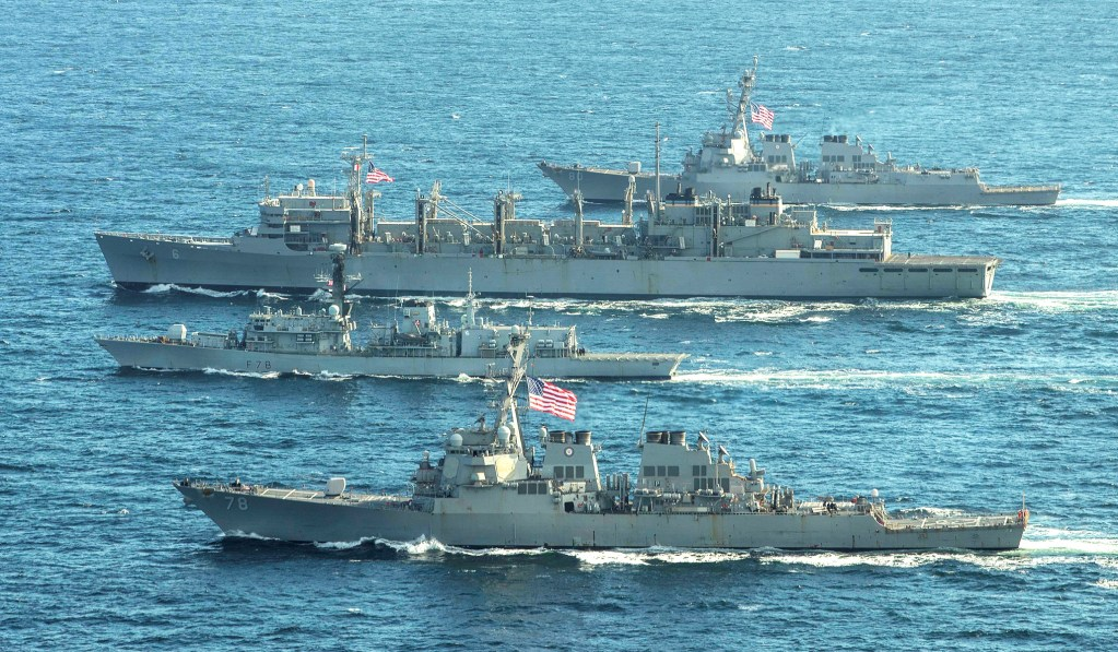 The United States Must Defend Open Seas in the Arctic