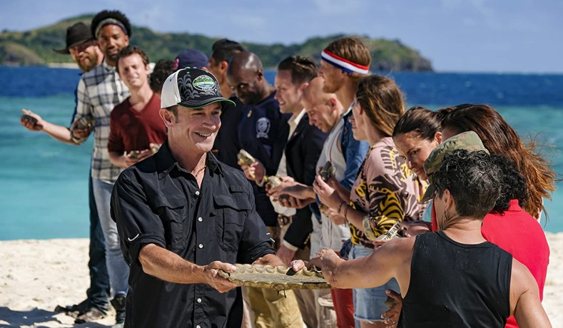Television Review U2018Survivor U2019 Has Earned Its Name Through