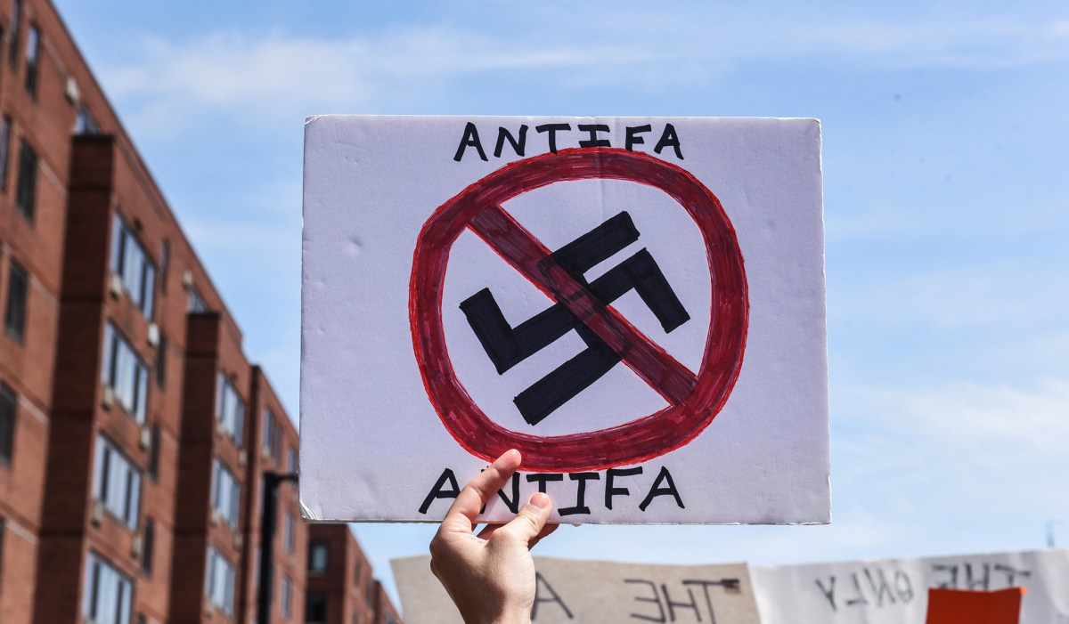 Forget the Name, Antifa Is No Better Than the Fascists | National Review