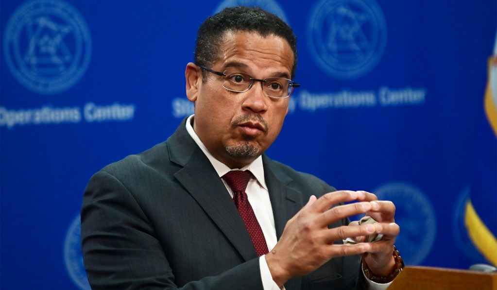 Minnesota Attorney General Keith Ellison to Lead Prosecution in George Floyd Case