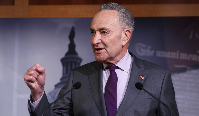 Senate Dems Can Bypass GOP Filibuster on Two More Bills, Parliamentarian Rules