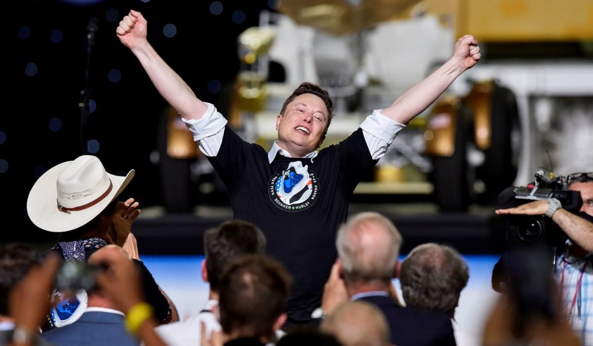Elon's trampoline, &c. | National Review