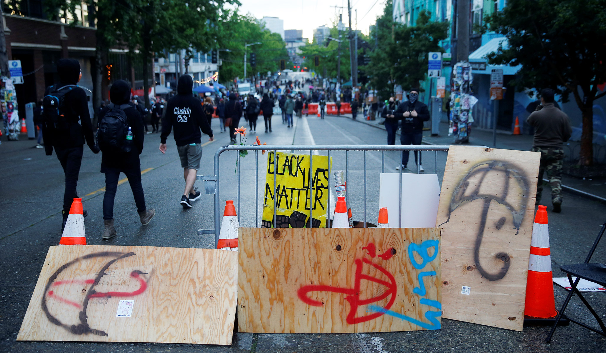 Seattle's CHAZ: Non-conformist Utopia, or Politically Correct Hell? thumbnail
