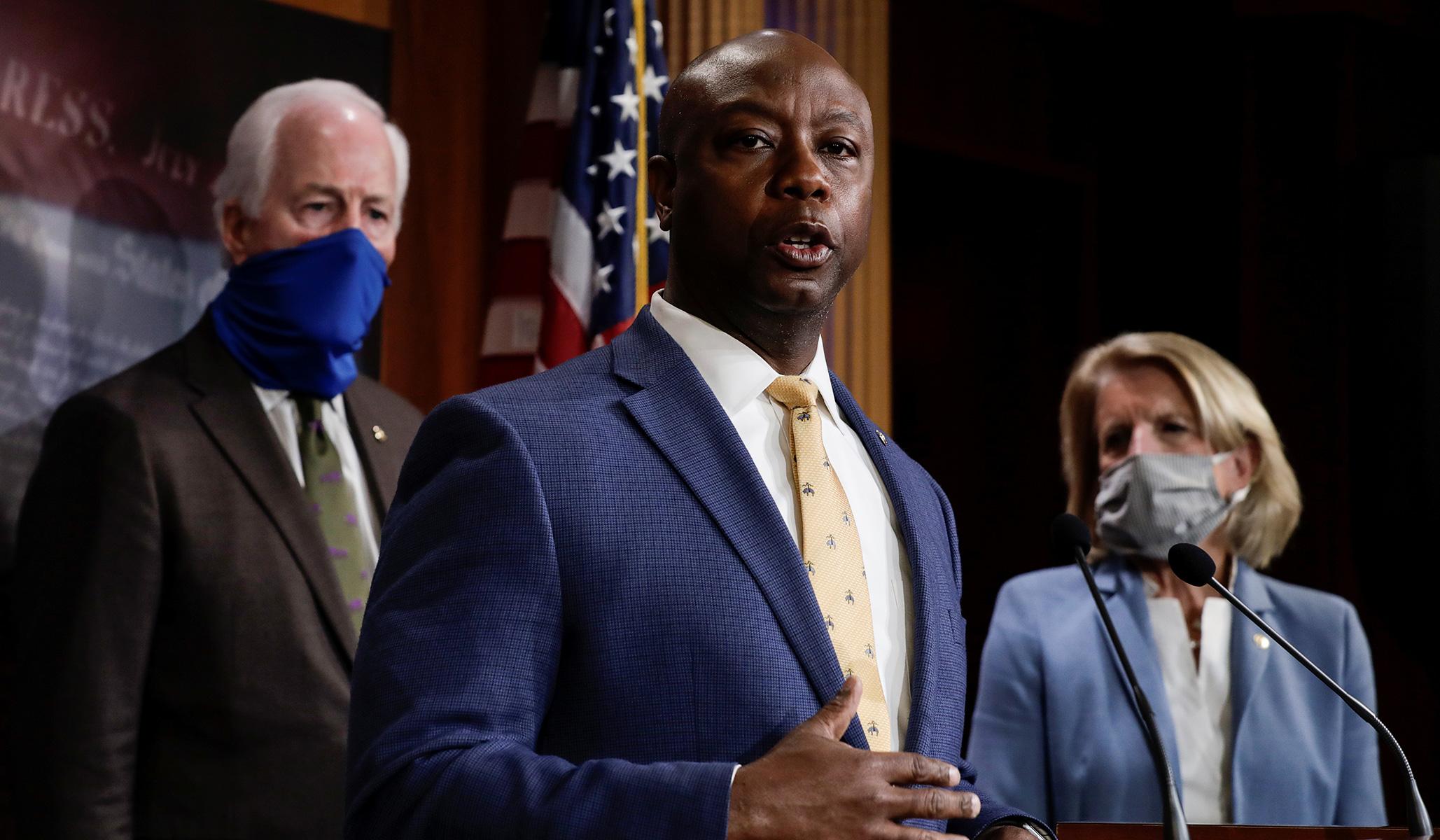 Senate Democrats Block Debate on GOP Police Reform Bill thumbnail