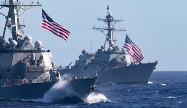 The U.S. Must Prepare for Great-Power Competition Once Again