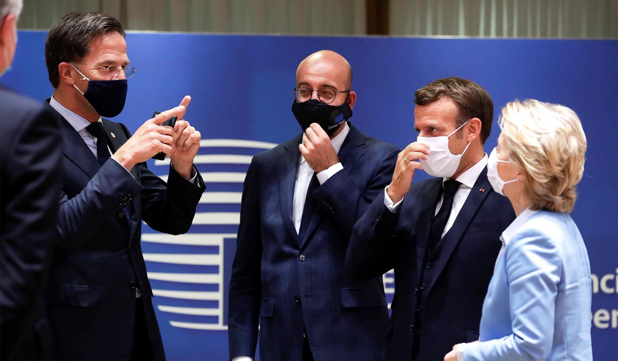 European Union Reaches $857 Billion Coronavirus Recovery Deal thumbnail