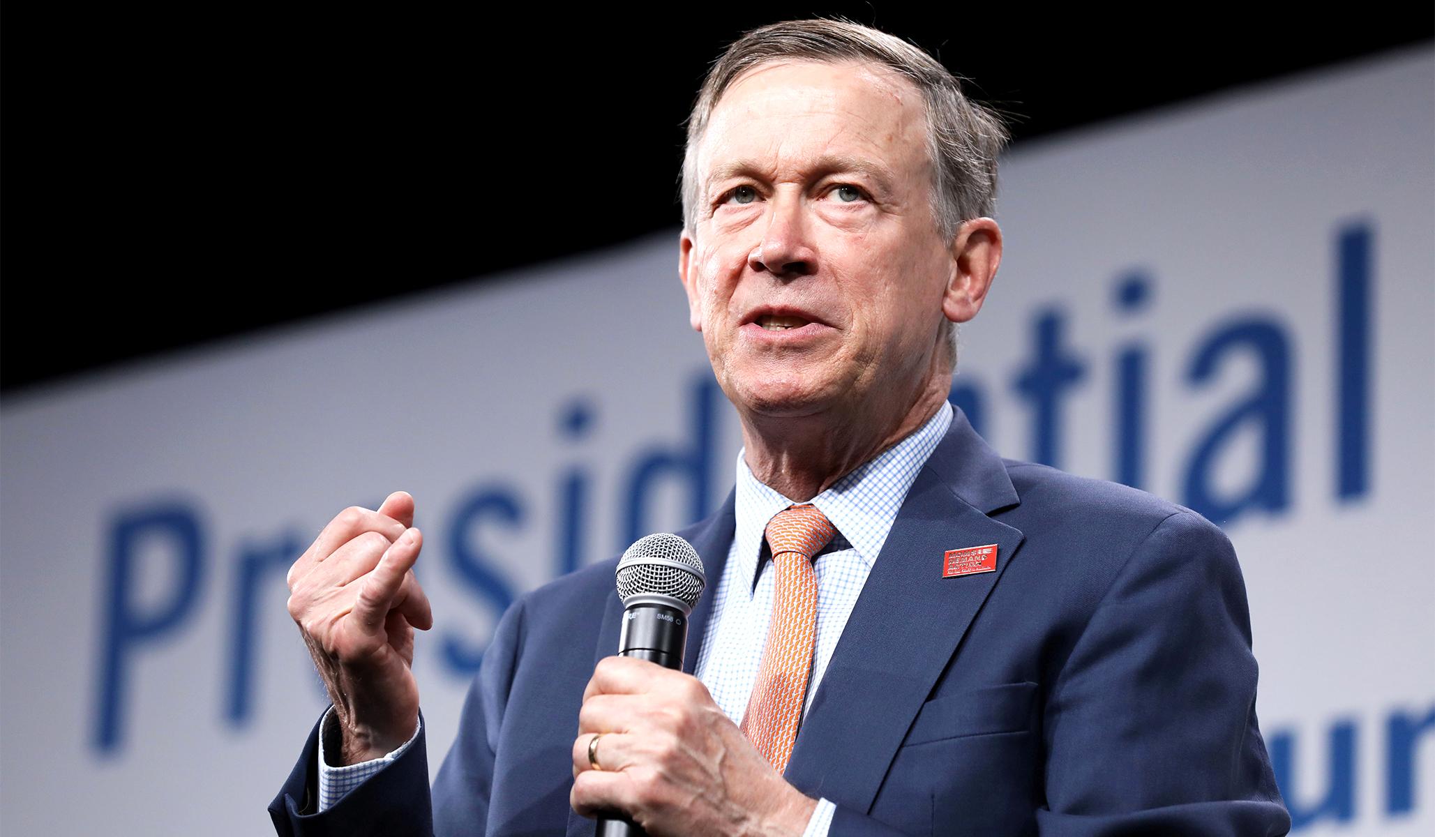 Hickenlooper Overcomes Ethics Scandal to Win Colorado Senate Primary thumbnail