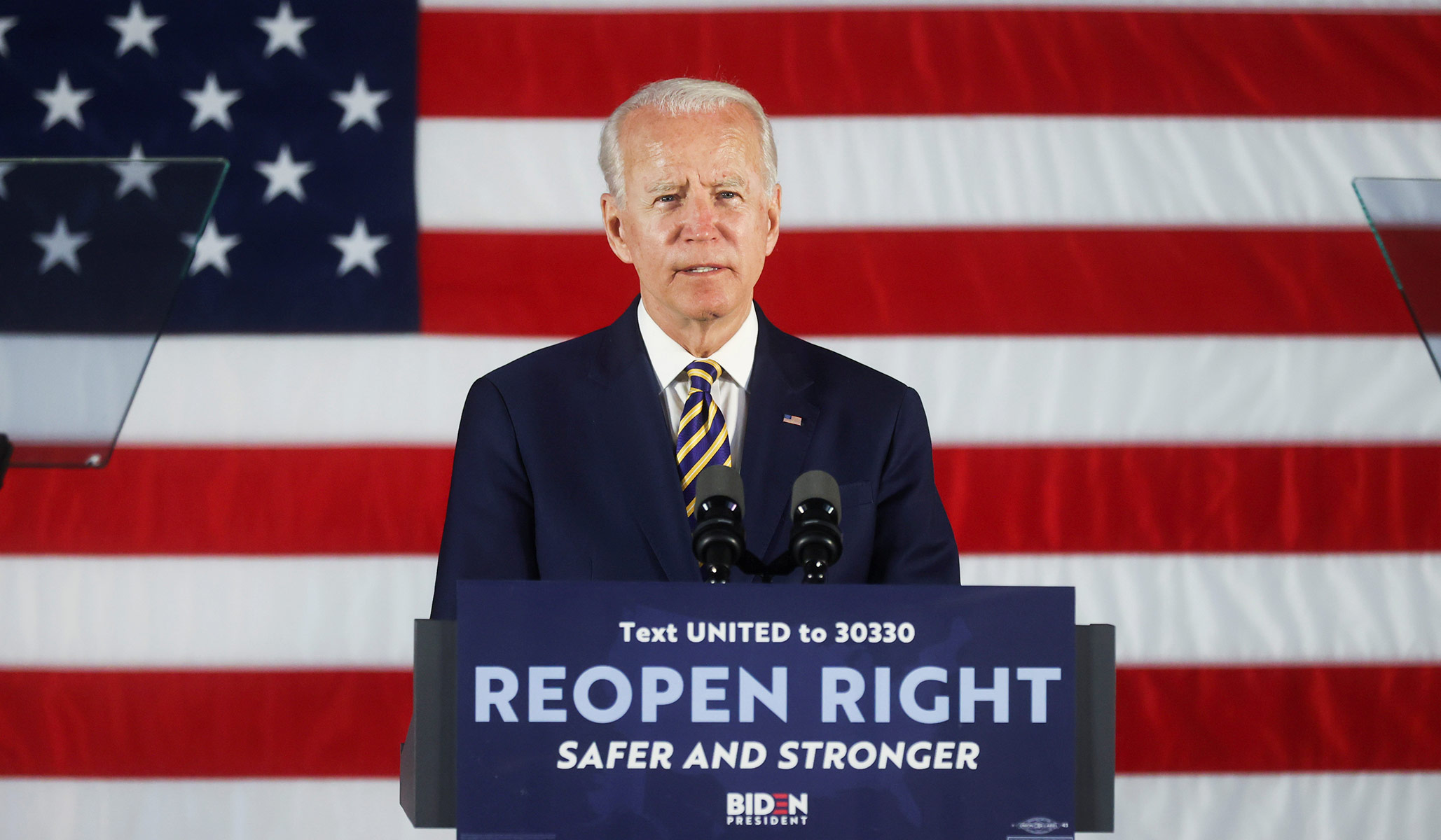 Why Joe Biden's Boringness May Be an Asset thumbnail