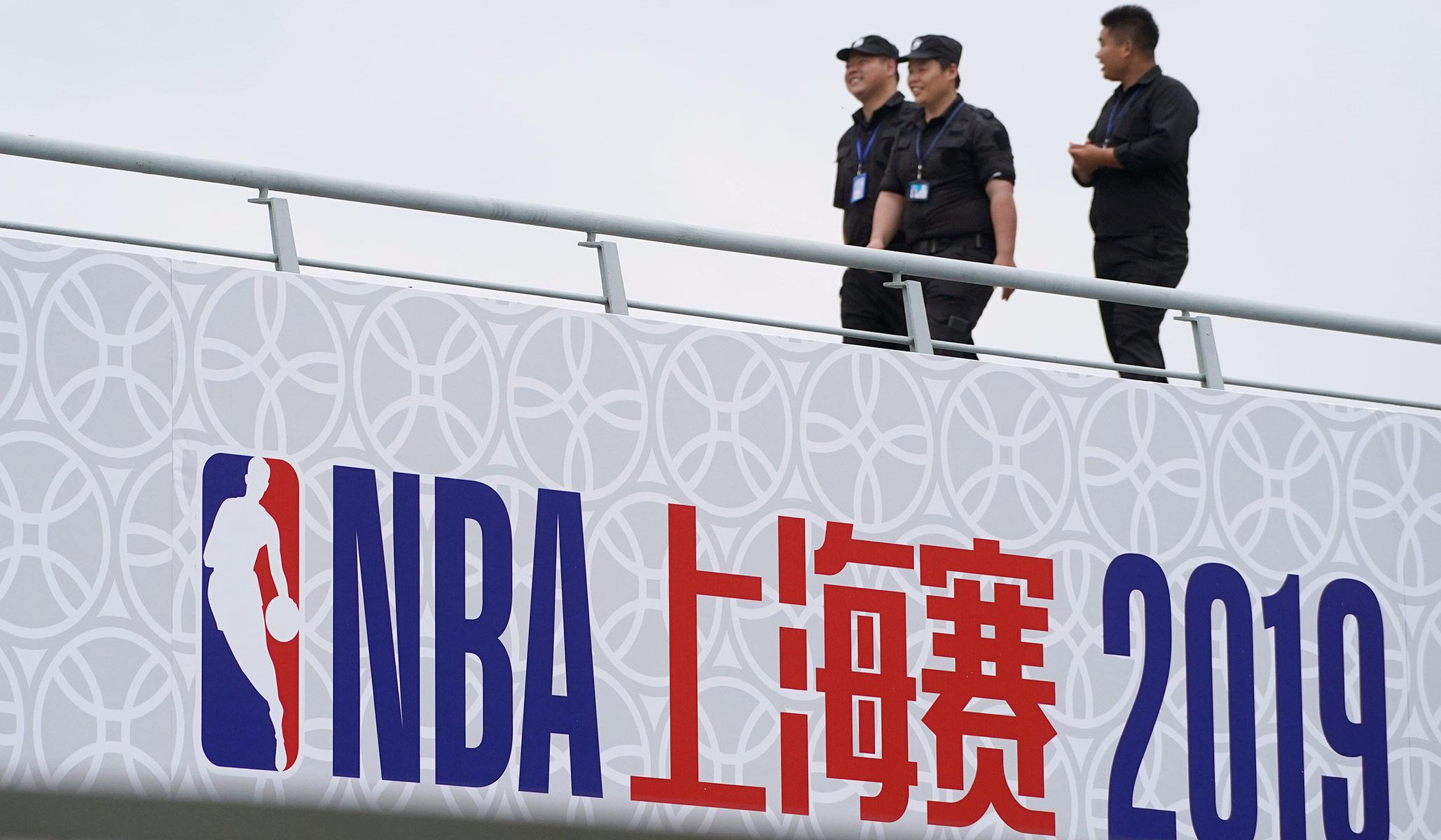 The NBA Prostitutes Itself for the Politburo thumbnail