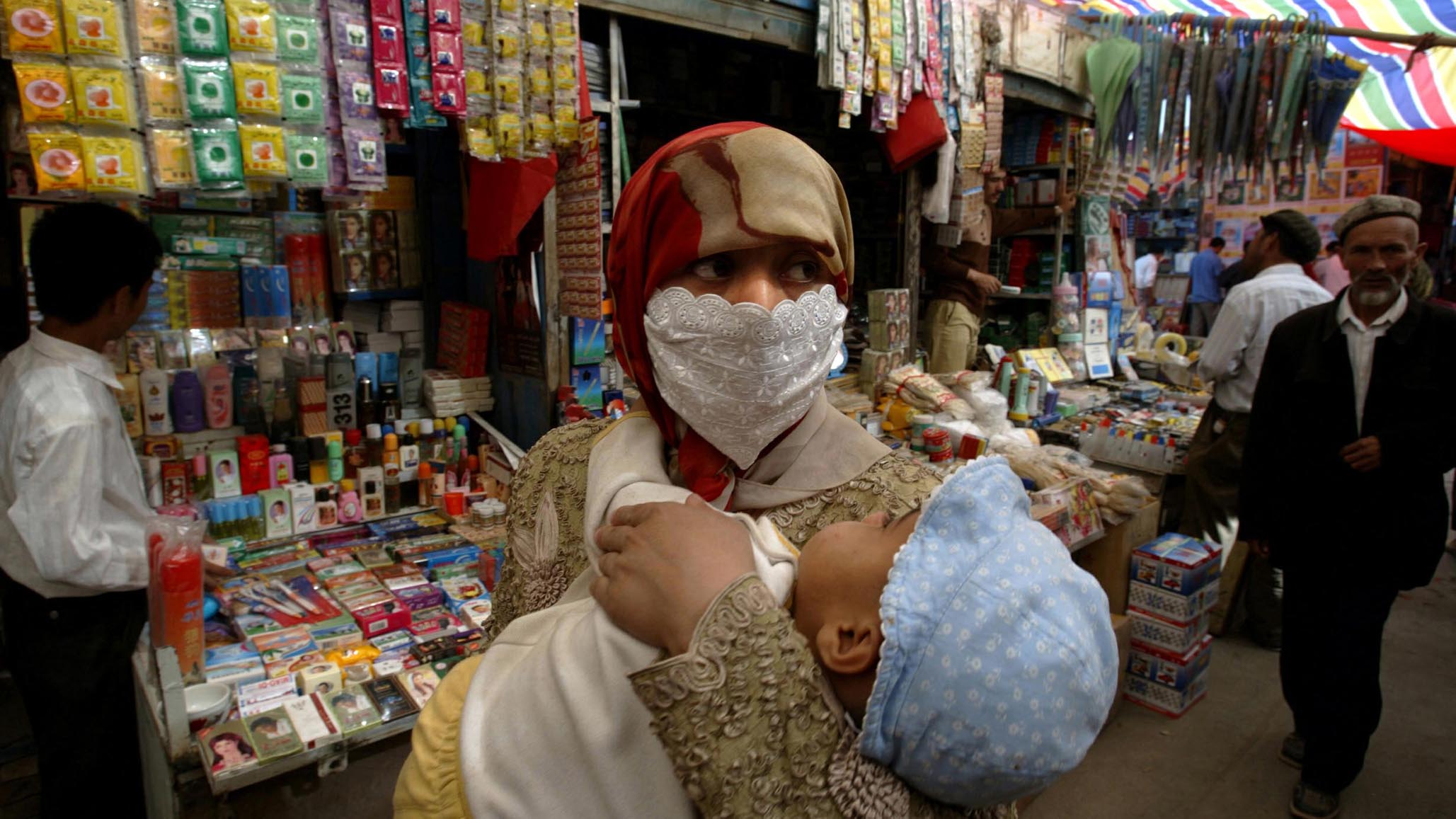 China's Monstrous Abuse of Uighur Women thumbnail