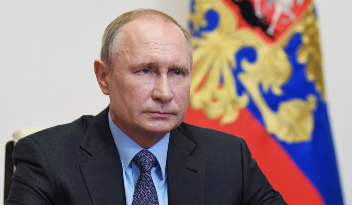 Putin's Empire Strikes Back | National Review