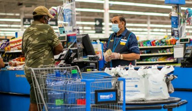 Walmart Will Stop Requiring Masks for Employees and Customers