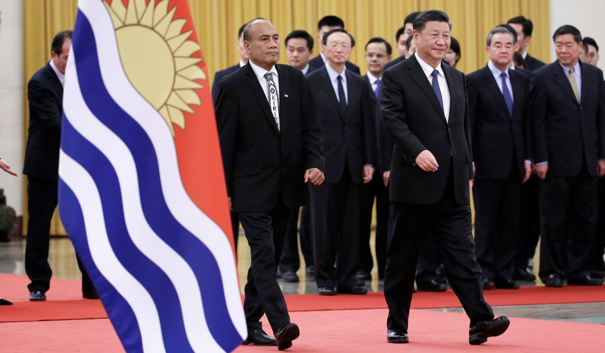 China's Predatory Debt-Trap Diplomacy Threatens the South Pacific   National Review