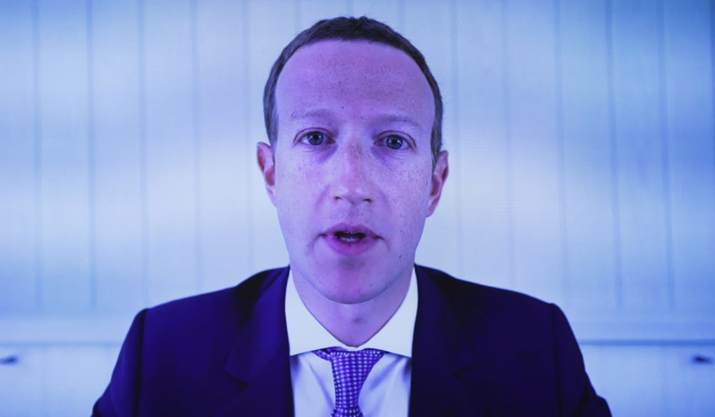 Mark Zuckerberg Continues Facebook's Turn against China