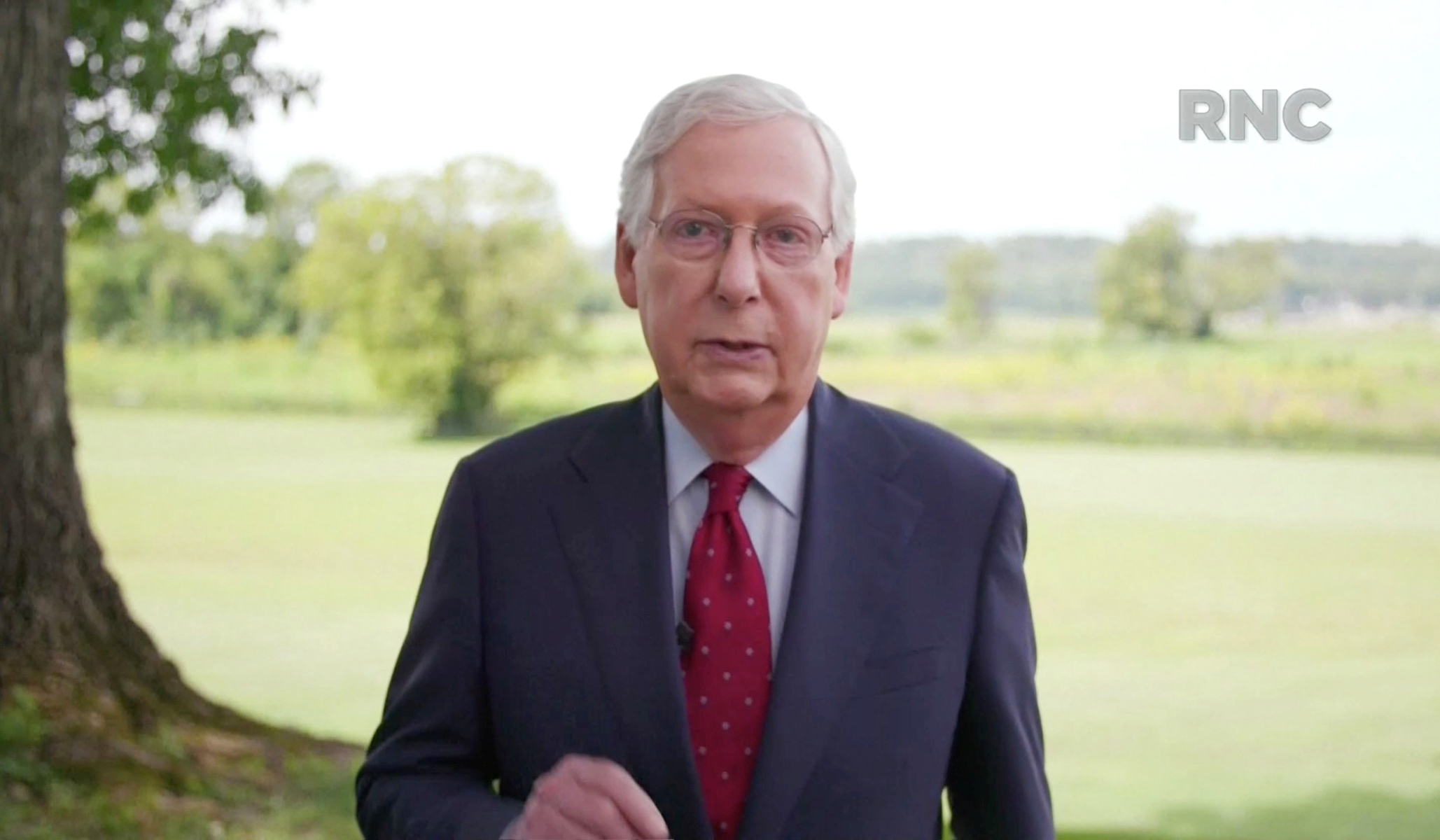 Democrats 'Prefer All of Us in Flyover Country Keep Quiet': McConnell Stresses Importance of Maintaining Republican Control of Senate thumbnail