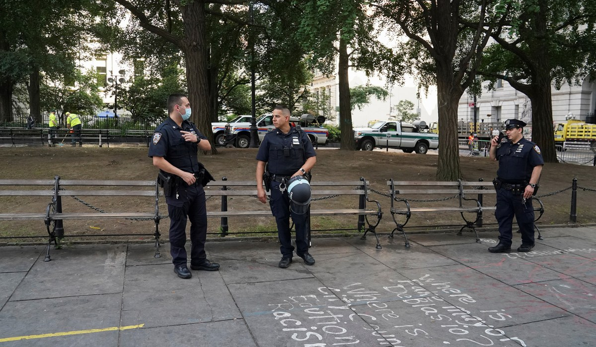 Should We 'Defund the Police' As Homicides Rise in Major Cities?   National Review