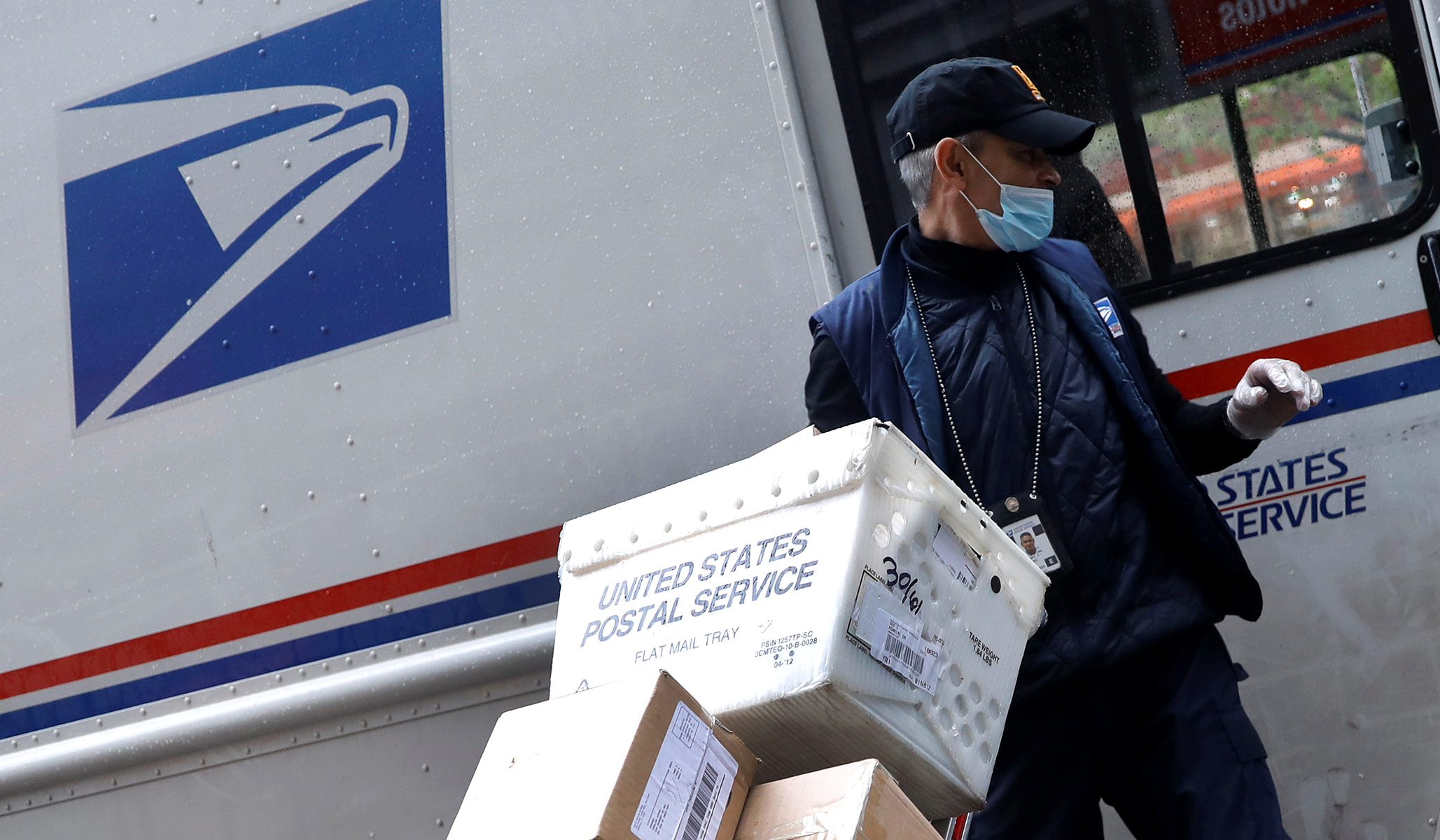 The New York Attorney General's Postal Service Lawsuit Is Mostly Junk Mail thumbnail