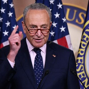 Chuck Schumer: Politics Over People | National Review
