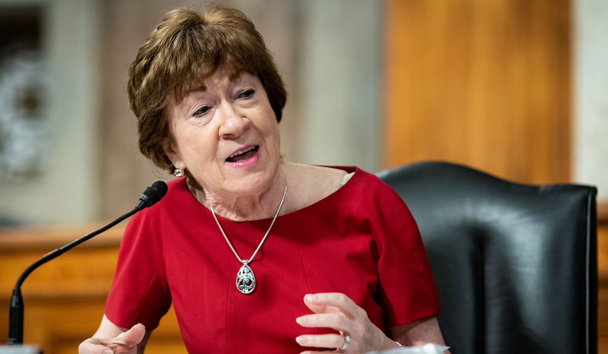 Susan Collins Down 12 Factors in Maine Senate Bustle, Most usual Quinnipiac Poll Finds thumbnail