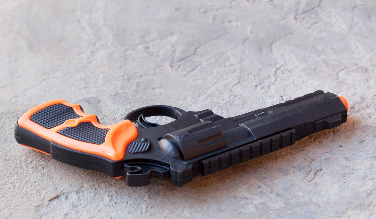 How Does a Cop Confuse a Taser with a Gun? | National Review