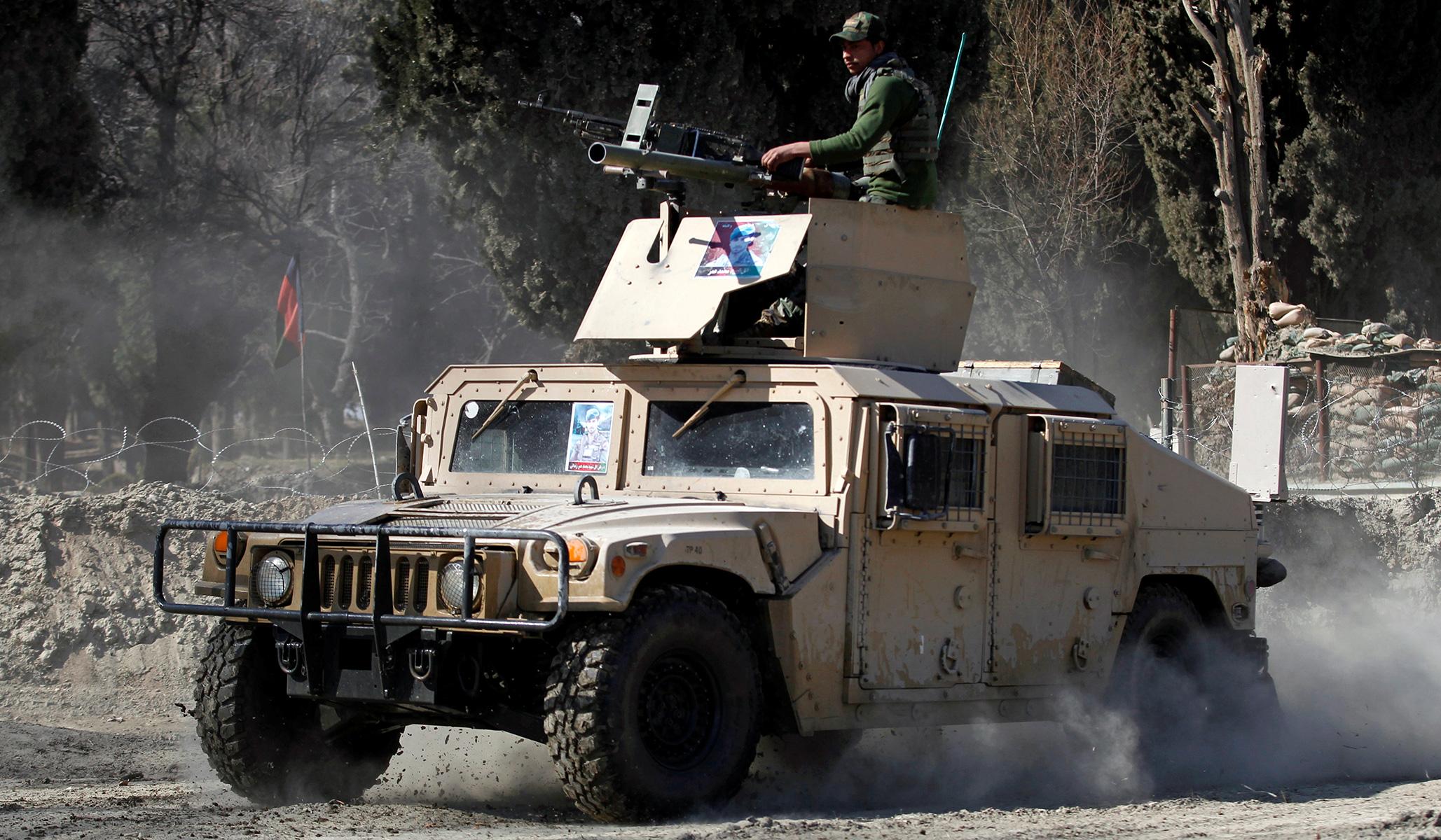 U.S. Afghanistan Commander Says Intel Has Not Confirmed Russian Bounties on American Troops thumbnail