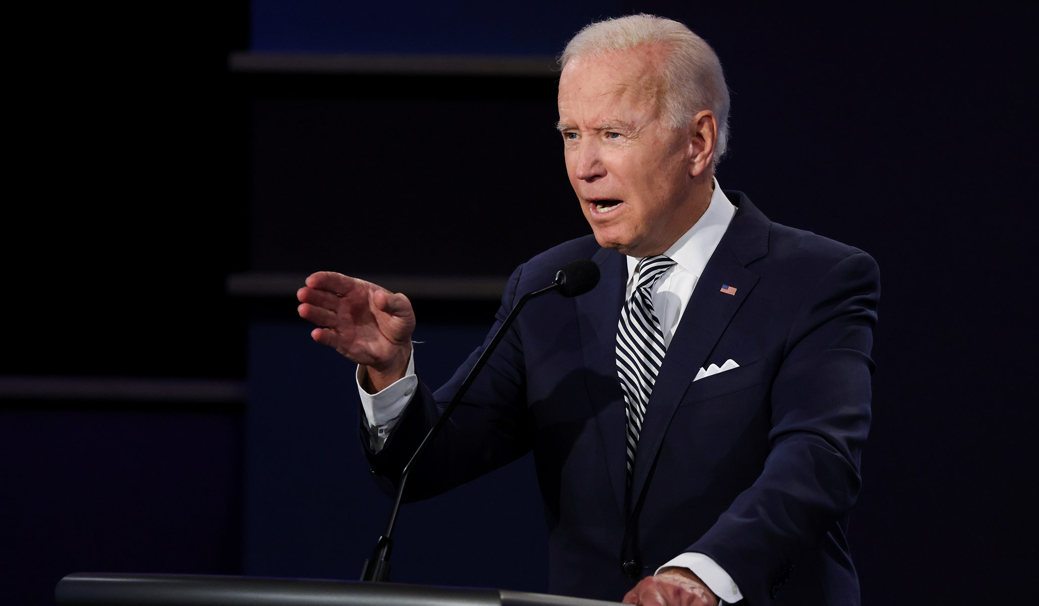 Biden Says Antifa is 'An Idea, Not An Organization' during Presidential Debate thumbnail