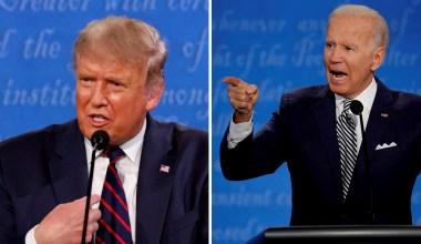Trump and Biden Strike Out in Georgia