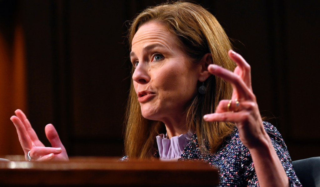Amy Coney Barrett Is Right about Guns and Voting