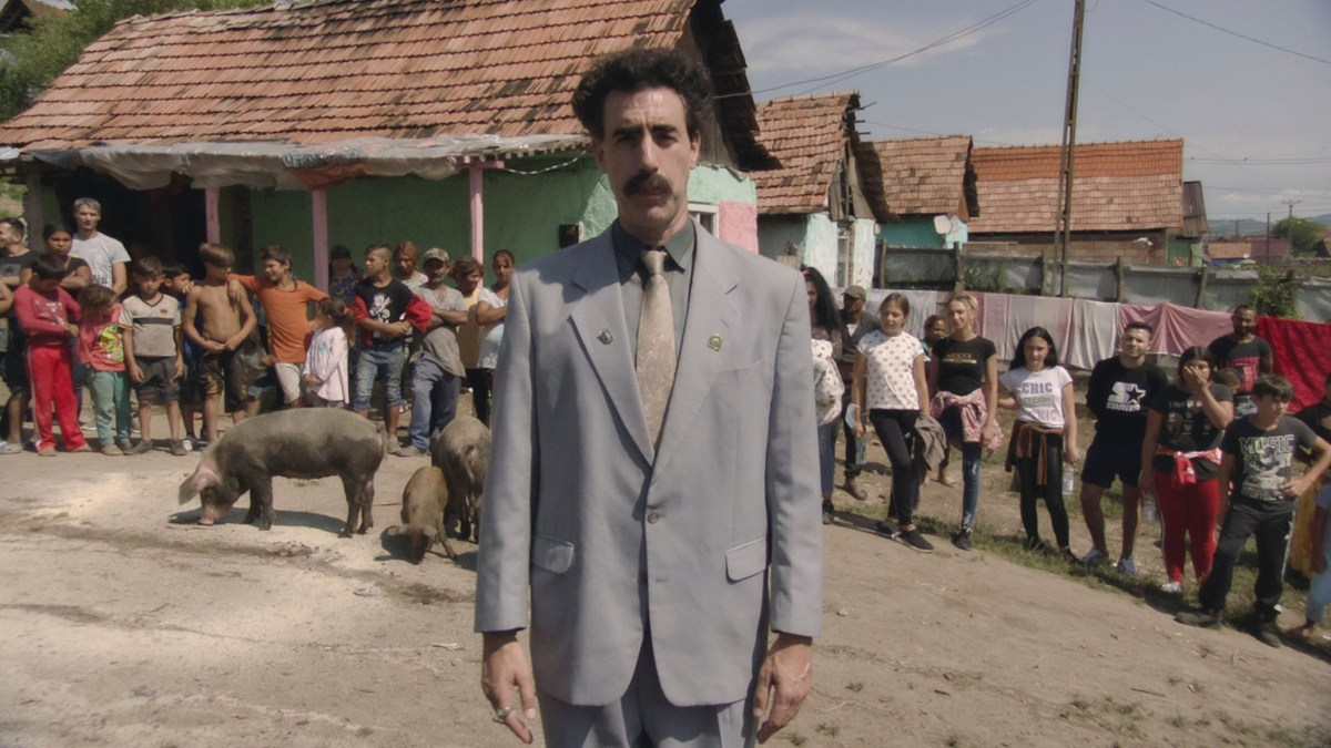 Photo of Borat Make No Funny in MovieFilm Second | National Review